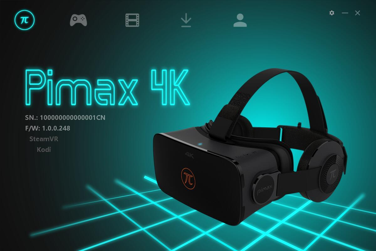 You guys want to play steam games with your PIMAX? Just take