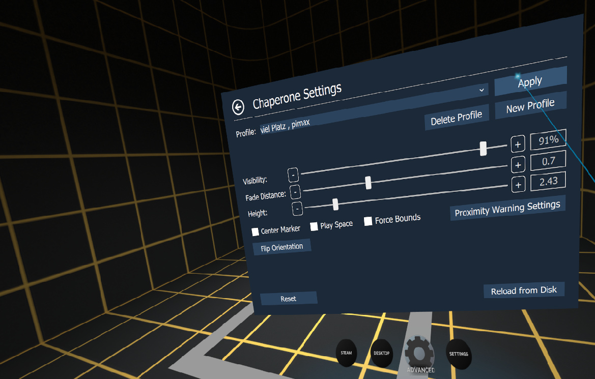VR Add On Software (RESOLVED) - General discussion - Pimax Forums