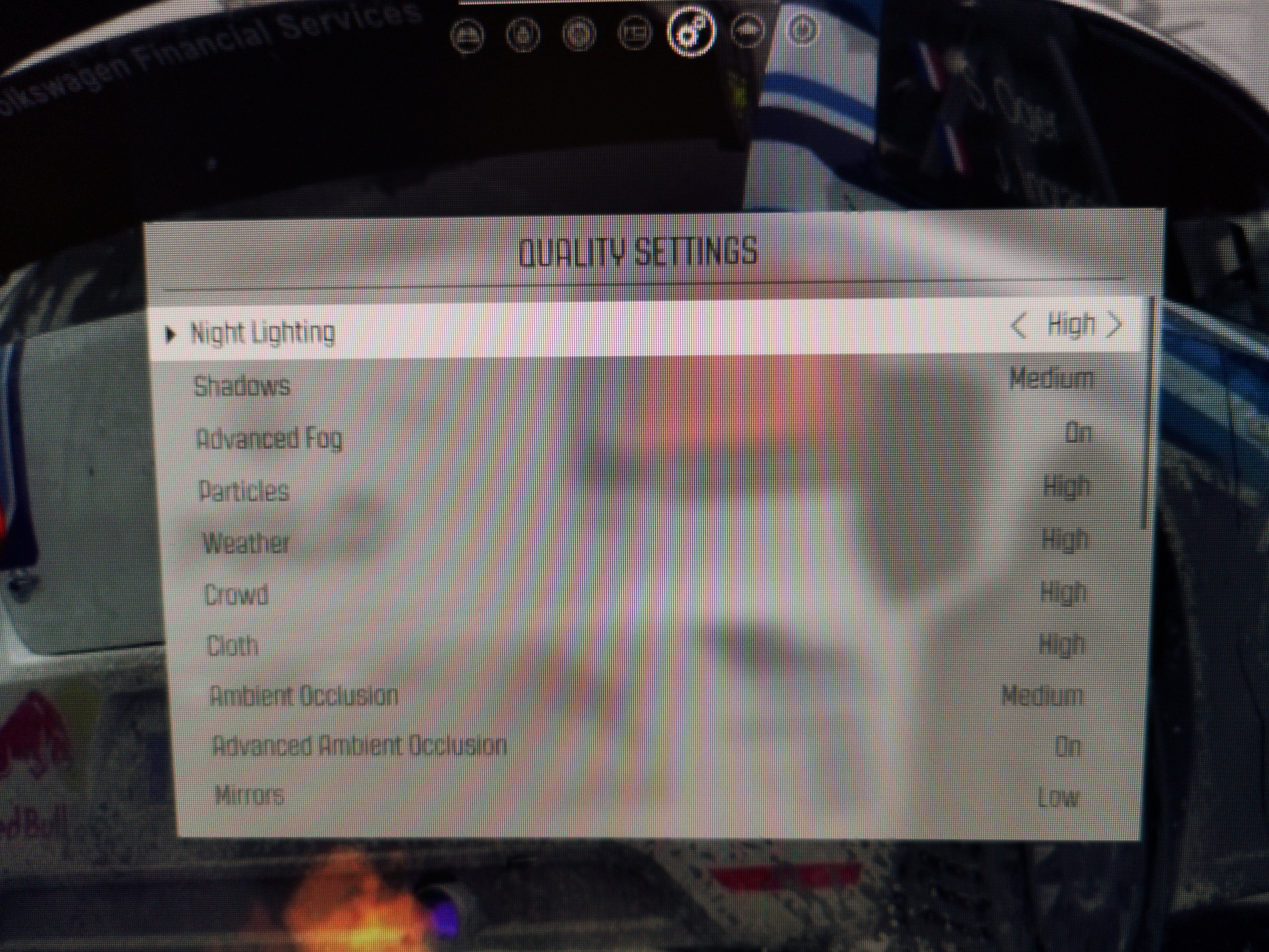 Dirt Rally Settings 5k+ (original thread) - Pimax 8K Series