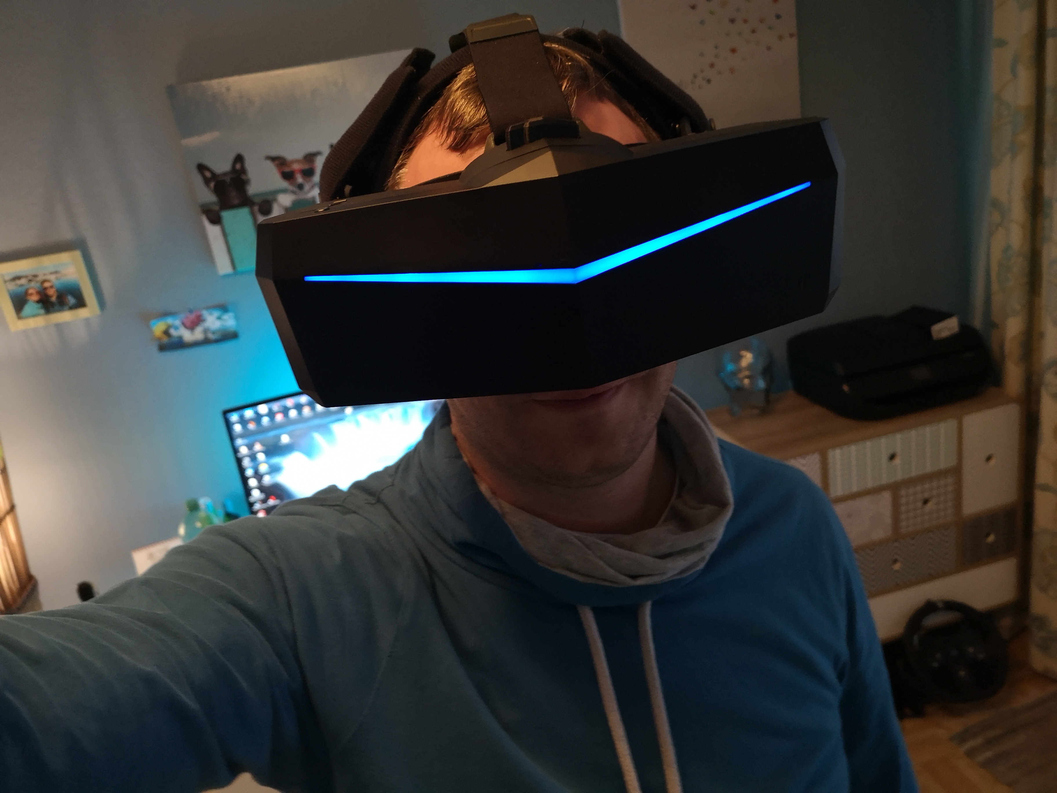 Pimax 5K+ a hell of a ride – Pimax Technology